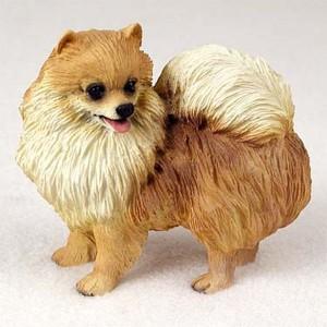 Pomeranian Standard Figurine